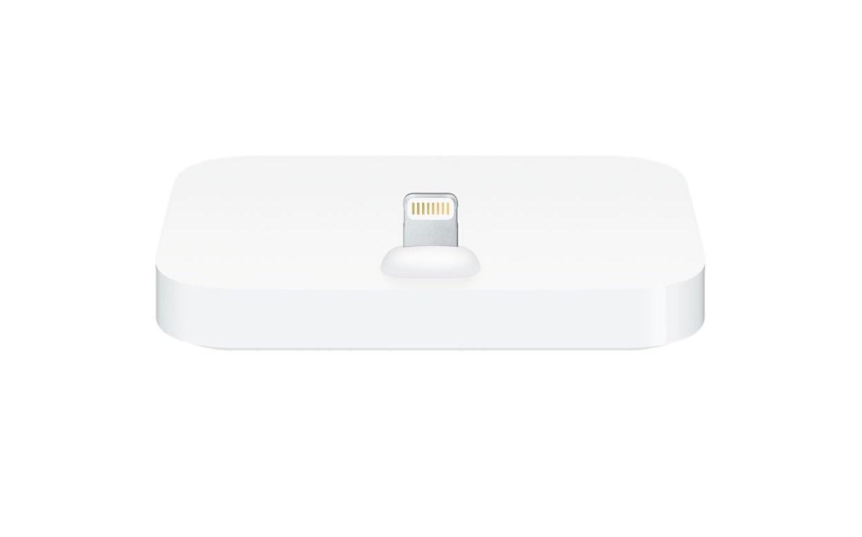 アップル、Lightningを搭載したiPhone向けの専用ドック「iPhone Lightning Dock」を発売