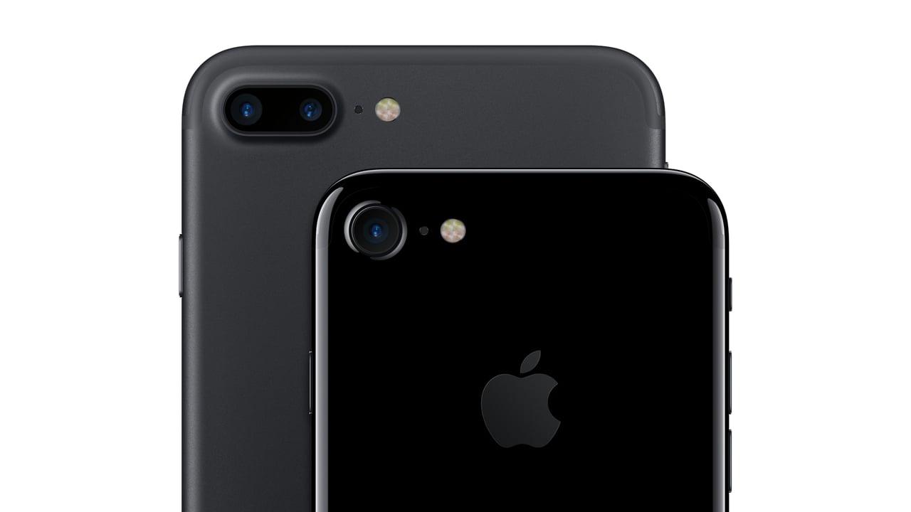 iPhone 7、ジェットブラックとPlusモデルが一番人気