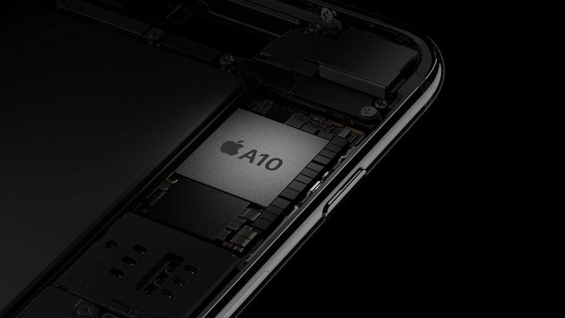 iPhone SE2のチップ