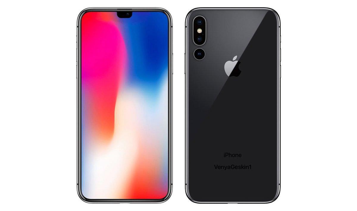 2019年の新型iPhone、3D認識&3倍光学ズームの3レンズカメラを搭載か