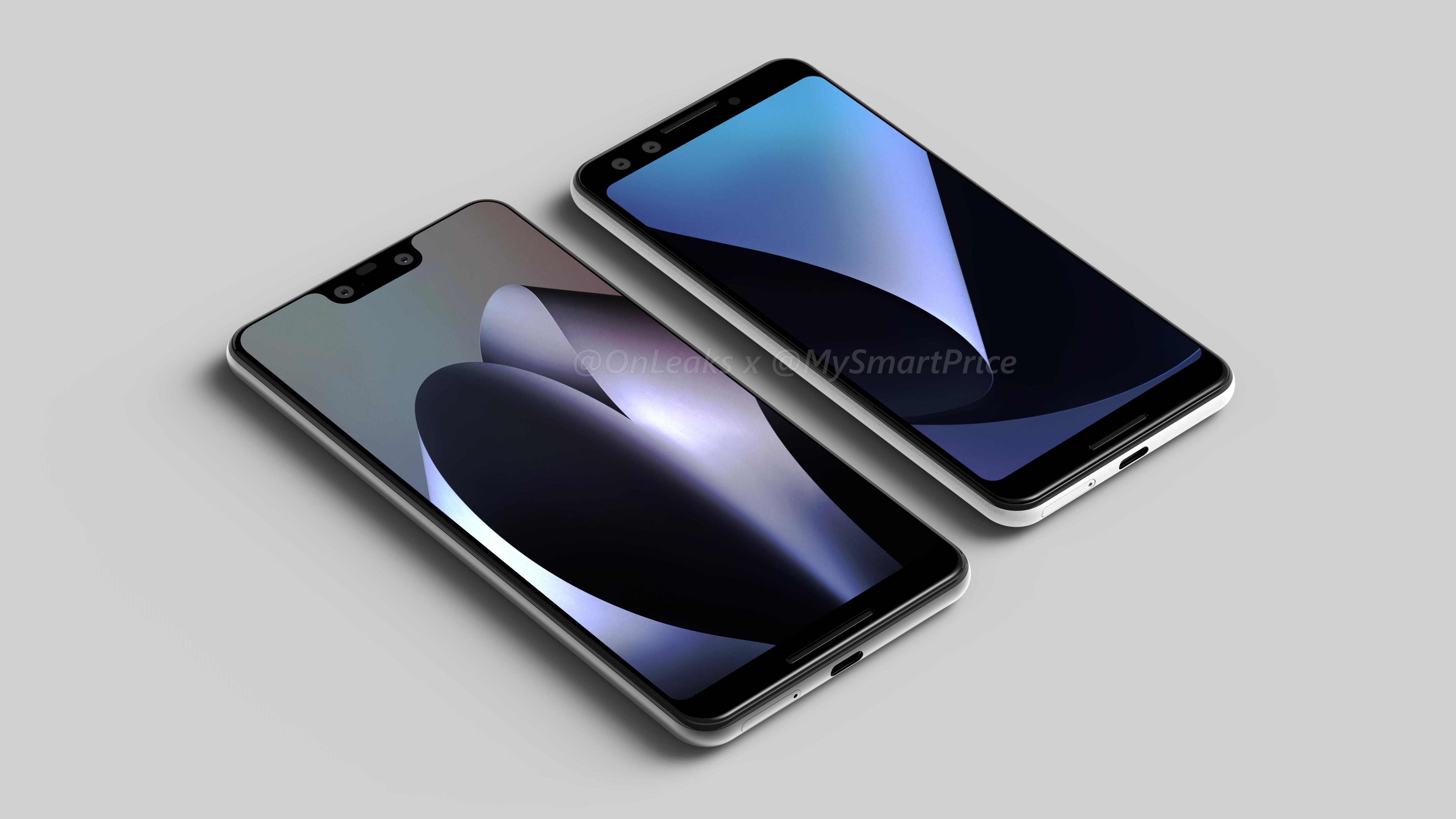 Pixel 3/Pixel 3 XL、発表日は10月4日か