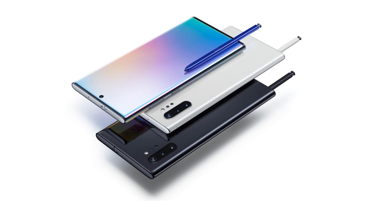 Galaxy Note10まとめ - 発売日・価格