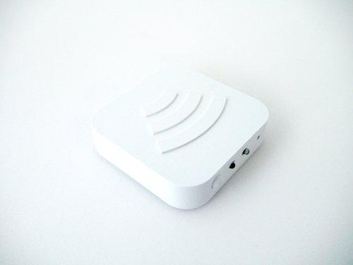 iPhoneを使って外出先からエアコンやテレビなどの家電を操作できる「IRKit」が発売!→即完売