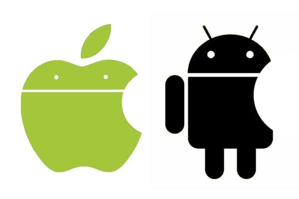 2013年1月のスマホシェア、AppleとiOSが急伸。GoogleとAndroidは大幅減に。