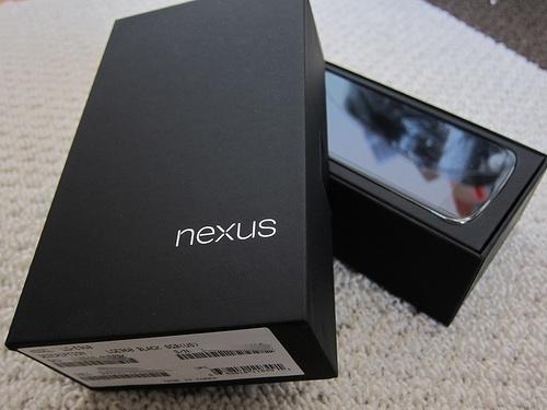 Nexus 5を撮影した動画が登場!新型Nexus7のようなデザインに
