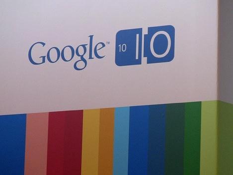 「Google I/O 2013」の開催日は5月15日から。